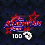 All American Poker 100 Hand